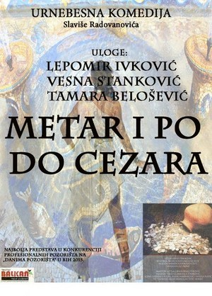 Metar i po do Cezara